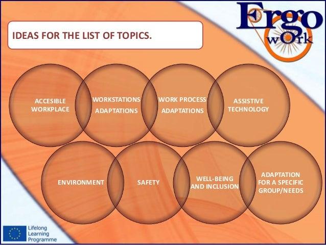 Phd thesis on ergonomics