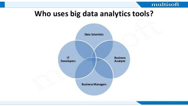 Exploring Big Data Analytics Tools
