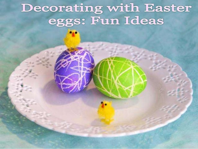 You kinds may love animal prints on egg shell. Besides, this is one such design that appeals to adults as well.  Don't lim...