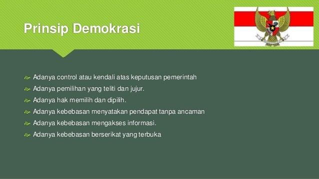 Ppt Demokrasi Indonesia