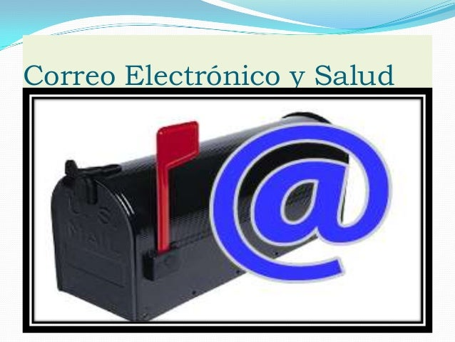 Correo Electrónico y Salud