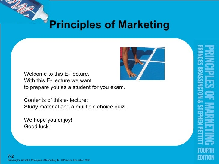 principles of marketing kotler 16th edition pdf