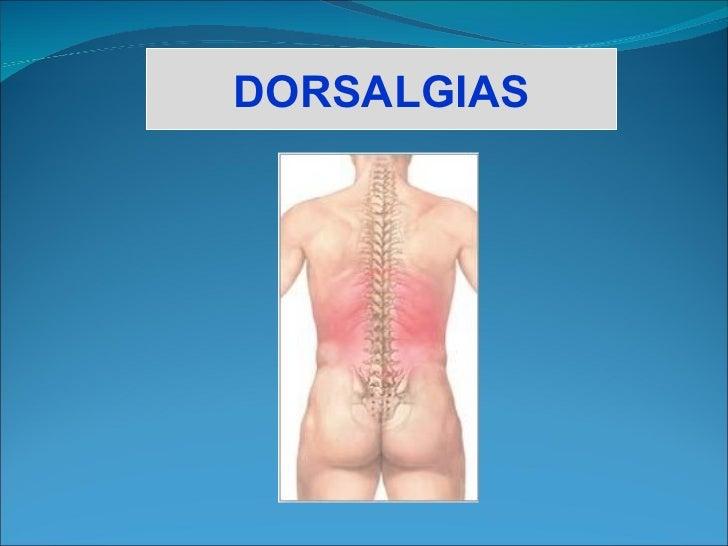 DORSALGIAS