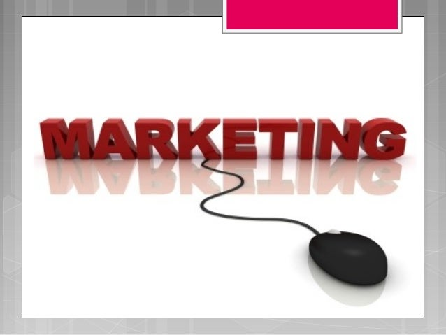 El Marketing es una forma depensar,    un   enfoque,     unaorientación, un punto de vista,un concepto, una filosofía, por...