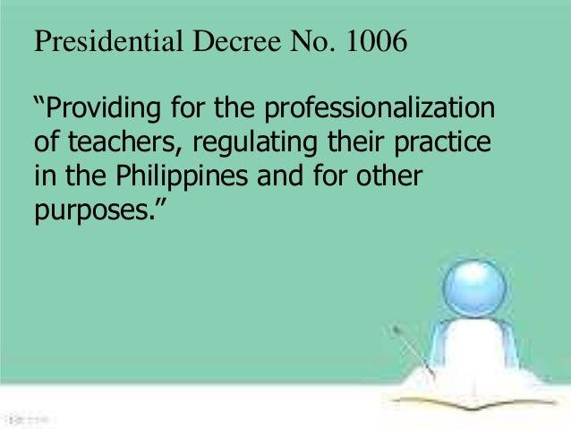 whats a decree