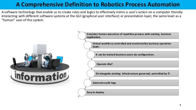 What Is Robotics Process Automation