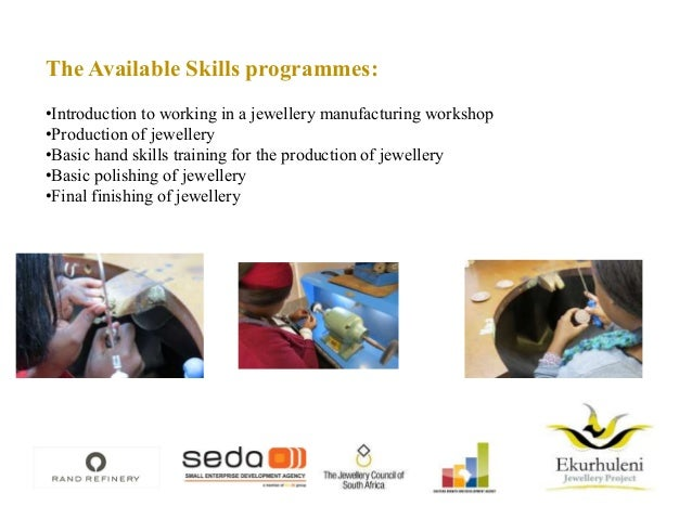 all you need to know about ekurhuleni jewellery project