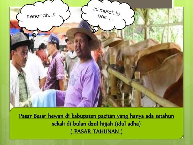 5. Menurut Jenis Barang yang Diperjualbelikan   Pasar barang distribusi  Pasar barang distribusi adalah pasar yang  menju...