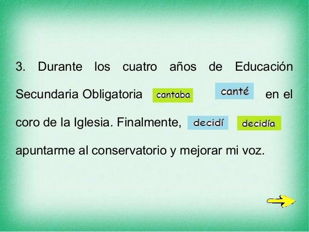 REPASA EL PRETÉRITO IMPERFECTO Y EL PRETÉRITO PERFECTO SIMPLE CON: ¡VEER-TAAL! http://www.ver-taal.com/ej_imperfecto2.htm ...