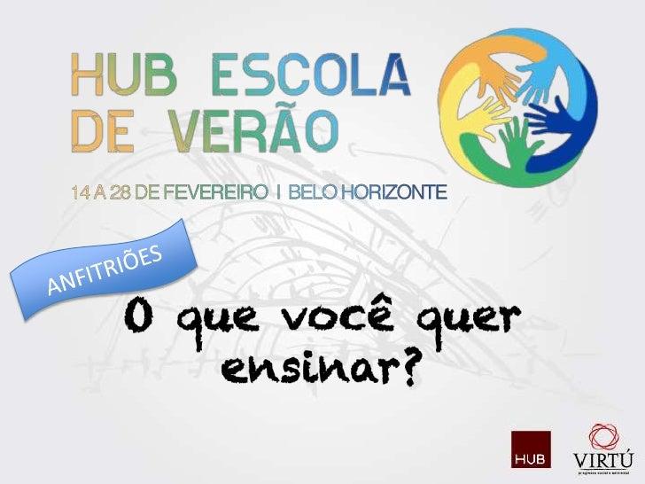 De 14 a 28 de Fevereiro de 2011 – Belo Horizonte<br />