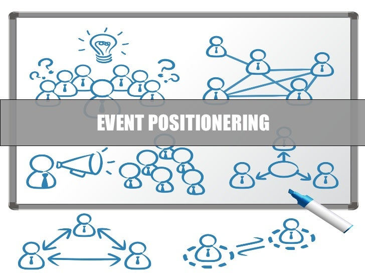 EVENT POSITIONERING