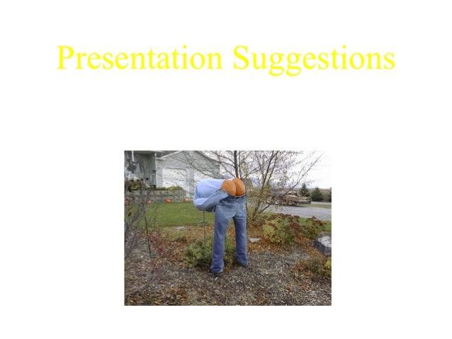 Presentation Suggestions Dr. Burnett and Dr. Singiser BIOL/CHEM 4900 Photo courtesy of Dr. Nickie Cauthen