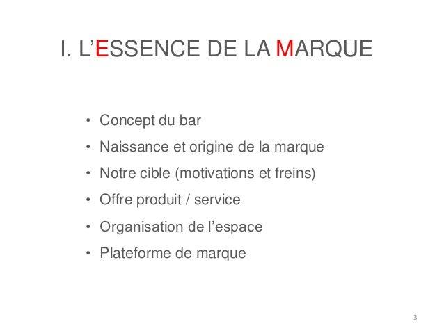 Ouverture D Un Bar Parisien Branding Strategie De Com Et Production