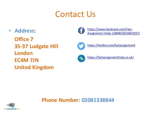 How do you format an address in england?