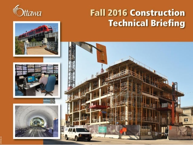Fall Technical Briefing 2016 1