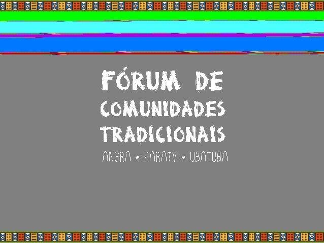 """Da rádio comunitária ao smartphone: a diversidade comunicacional da Bocaina"""" Processo em andamento"""