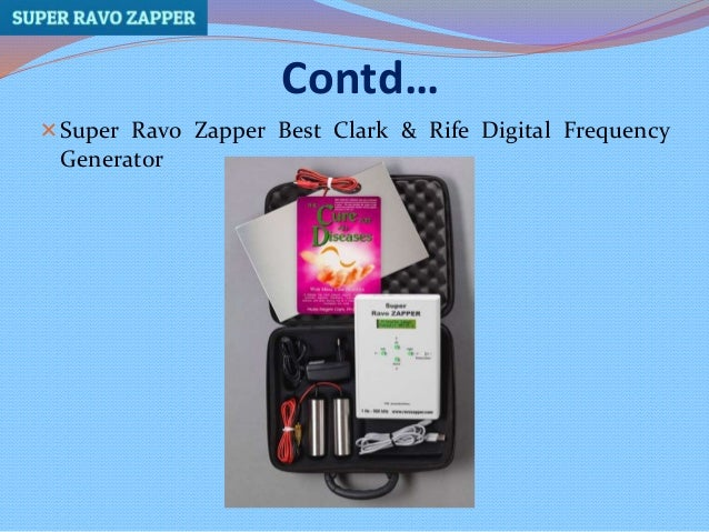 Dr Clark Zapper