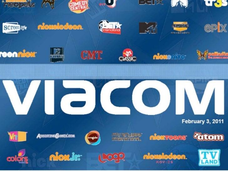 Présentation générale du                  groupe•   Création le 4 juin 1971.•   Viacom (Video Audio Communication), est l'...