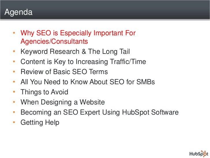 Search Engine Optimization (SEO) for Marketing Agencies Slide 2