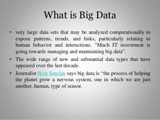 big data research papers pdf