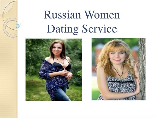Dating Service The No Russian 83