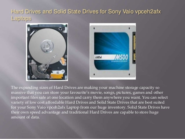 Sony Vaio VPCEH2AFX Drivers Windows 7