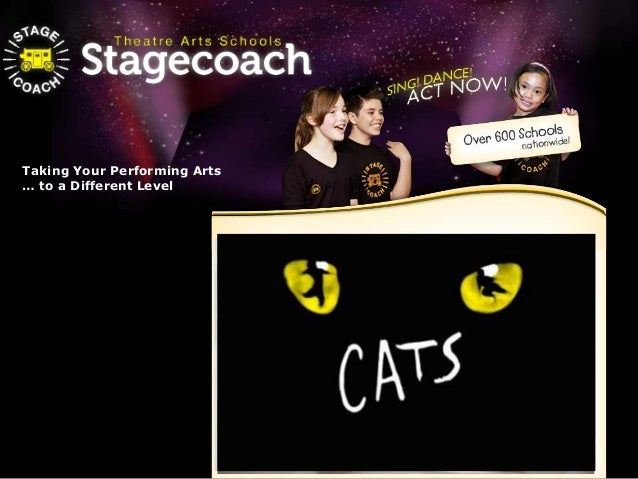 Taking Your Performing Arts… to a Different Level