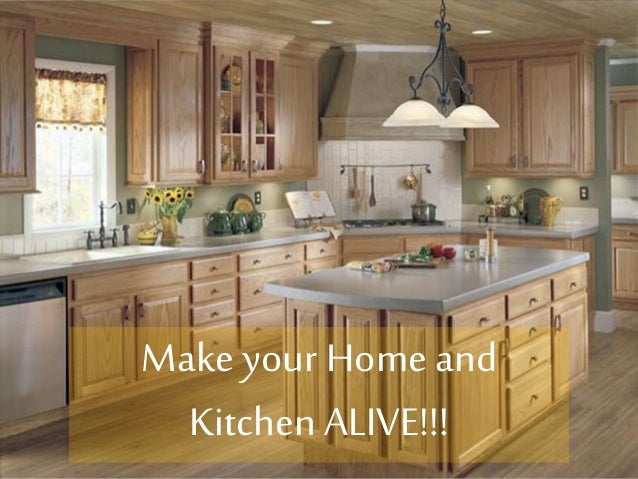 Home decor tips kitchen