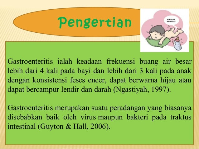 Ppt Gastroenterintis