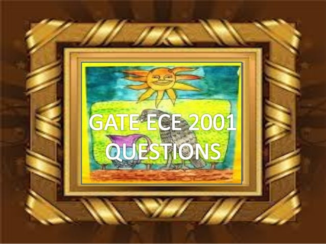 Pptgateece2001questions