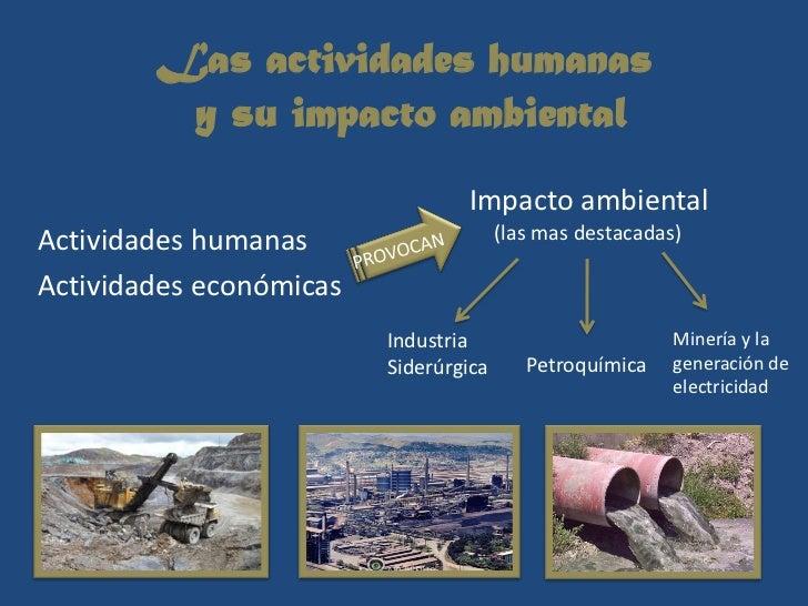 Impactos Y Riesgos Ambientales