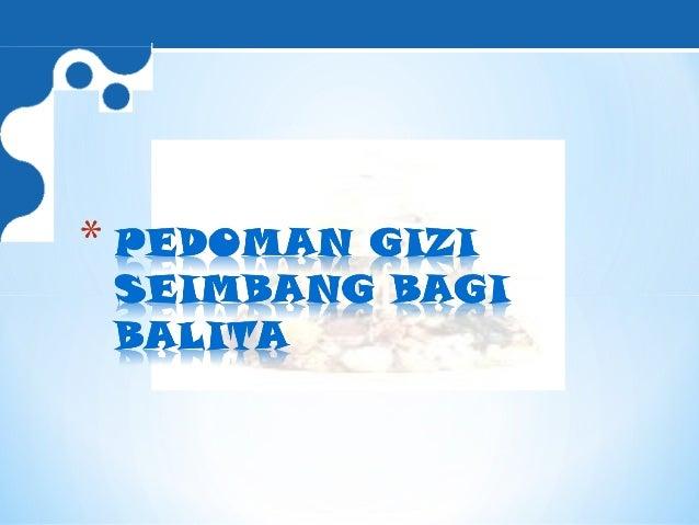 Gizi - PowerPoint PPT Presentation