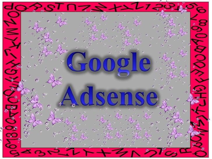 Ppt google adsense