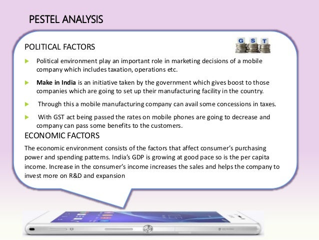 pestle analysis of mobile app industry