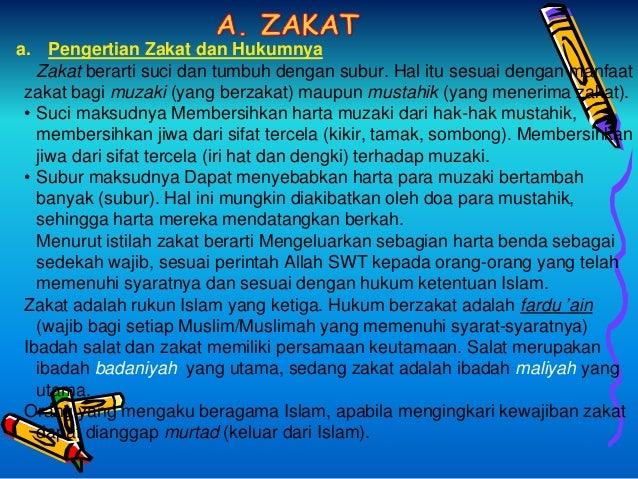 Contoh Makalah Tentang Zakat Haji Dan Wakaf Temukan Contoh