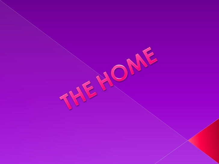 THEHOME<br />