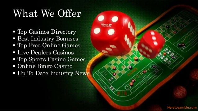 World Casino Directory - Casino Guide and Gambling Forums