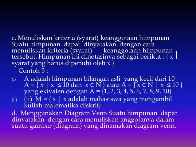 ppt himpunan