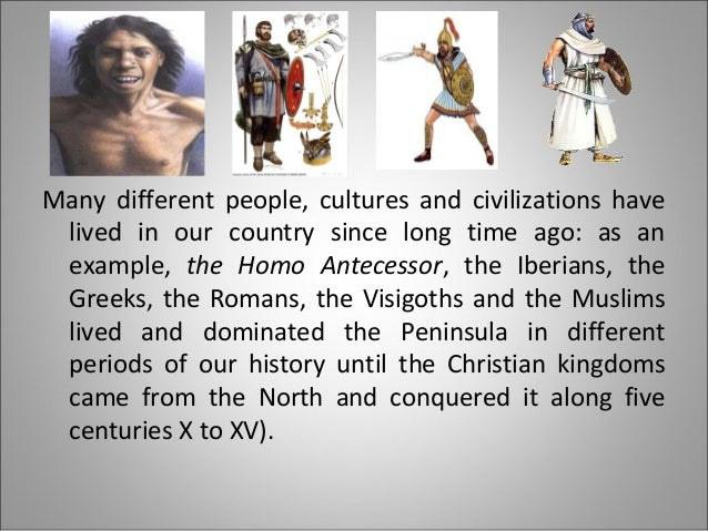 History of Spain from 800.000 BC to 1715 Slide 2