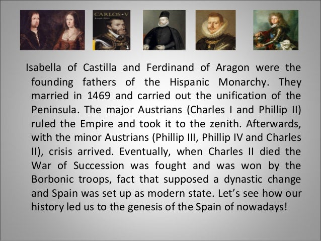 History of Spain from 800.000 BC to 1715 Slide 3