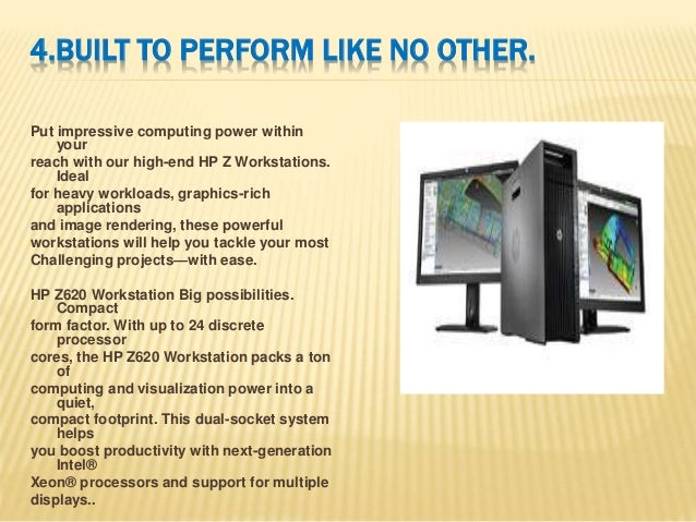 WorkStation( HP WorkStation)