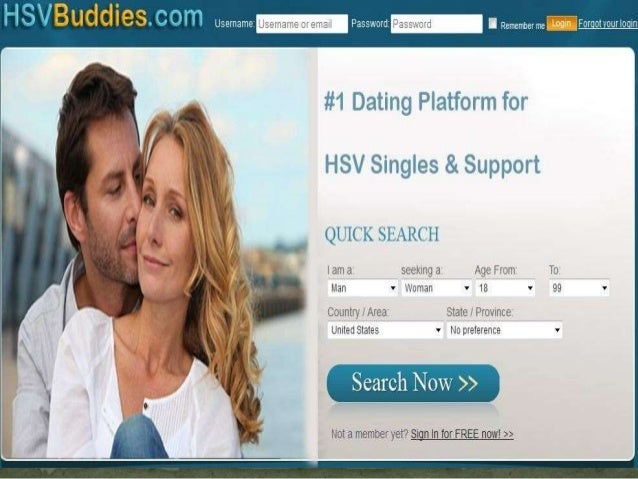 Online dating for herpes