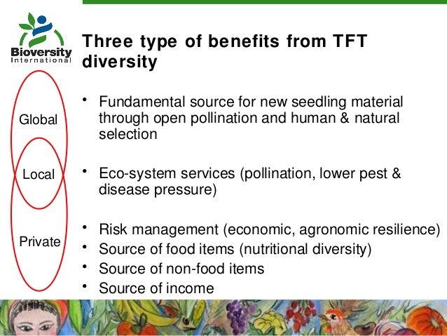 Community Biodiversity Management Benefits Of Biodiversity