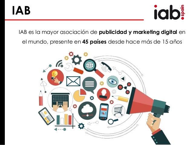 Presentación corporativa IAB Spain Slide 2