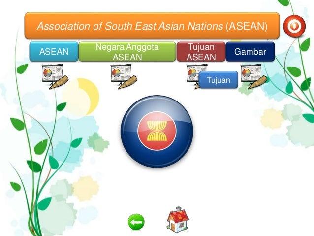 PPT Media Pembelajaran ICT tentang materi ASEAN