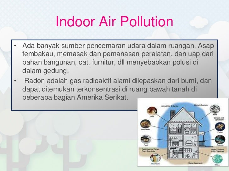 Kontaminasi Tanah Air Dan Udara Oleh Limbah