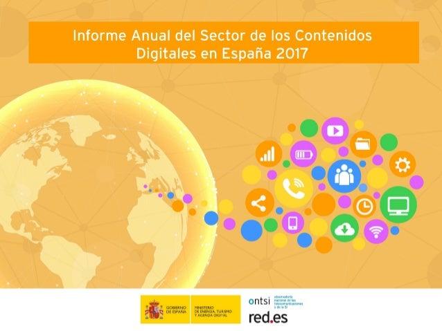 Índice 1. Tendencias del sector de los contenidos digitales 6. Sector Audiovisual 2. Industria de los Contenidos Digitales...