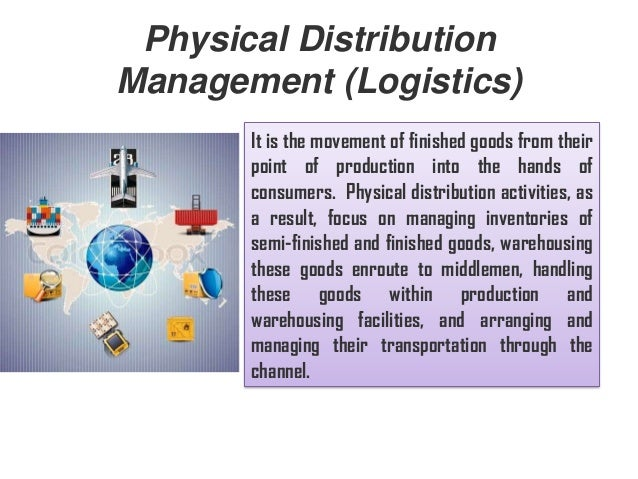 physical distribution strategies
