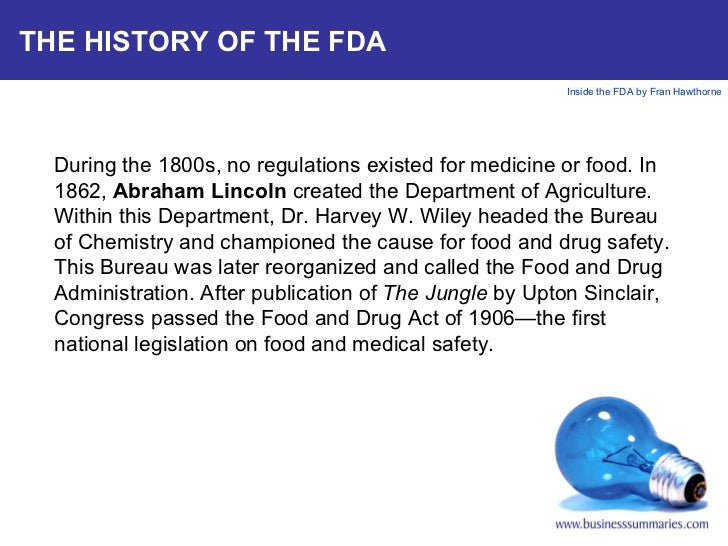 an introduction to the work of the united states food and drug administration fda Restrictions on genetically modified organisms: united states research & reports  i introduction the united states does not have any federal legislation that is specific to genetically modified organisms (gmos)  the food and drug administration (fda), and the environmental protection agency (epa).