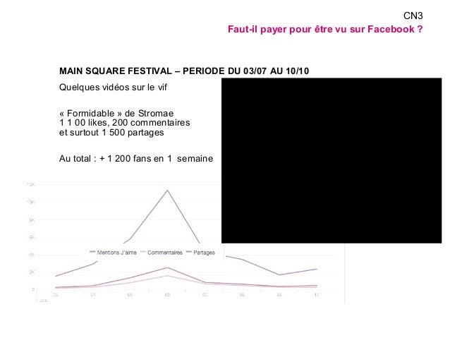 MAIN SQUARE FESTIVAL – PERIODE DU 03/07 AU 10/10  Quelques vidéos sur le vif  « Formidable » de Stromae  1 1 00 likes, 200...